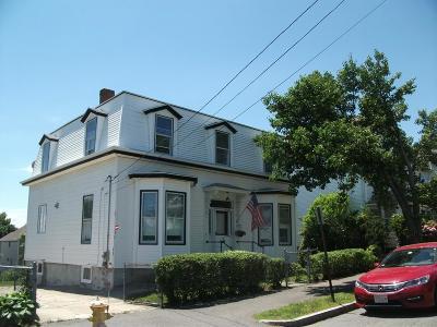 Revere Single Family Home Under Agreement: 152 Prospect Ave