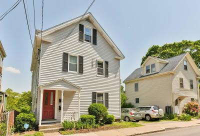Multi Family Home Under Agreement: 70 Jamaica Street