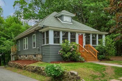 Methuen, Lowell, Haverhill Single Family Home For Sale: 44 Lyndale Avenue