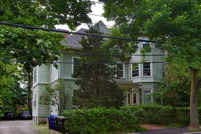 Brookline Multi Family Home Under Agreement: 147 Kent Street