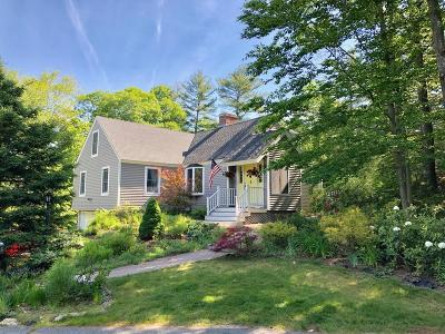 Manchester Single Family Home For Sale: 5 Anthony Ave