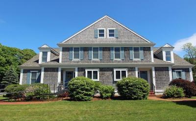 Falmouth Condo/Townhouse For Sale: 850 West Falmouth Highway #5