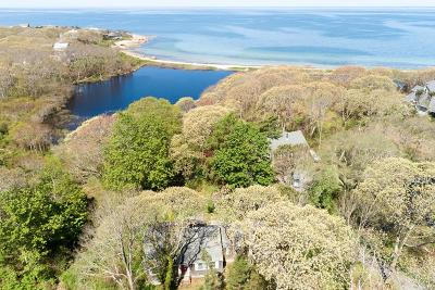 Falmouth Single Family Home Back On Market: 235 Sippewissett