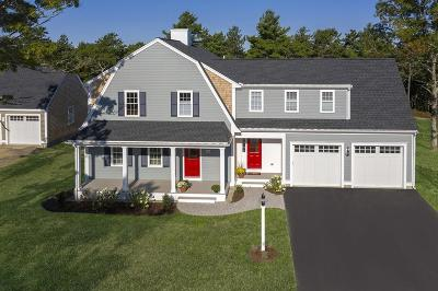 Plymouth Single Family Home For Sale: 45 Screenhouse Lane #Lot 23