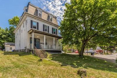 Malden Multi Family Home Under Agreement: 74-76 Bell Rock