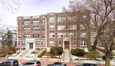 Cambridge Condo/Townhouse Contingent: 333 Harvard Street #9