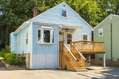 Medford Single Family Home Contingent: 48 Haines