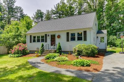 Burlington Single Family Home Under Agreement: 90 Mill St