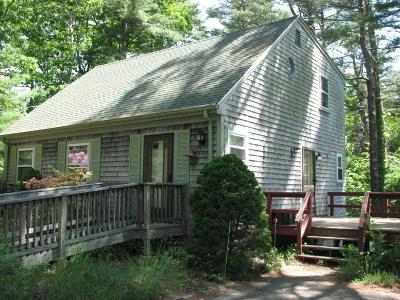 Wareham Single Family Home For Sale: 2 Oak St