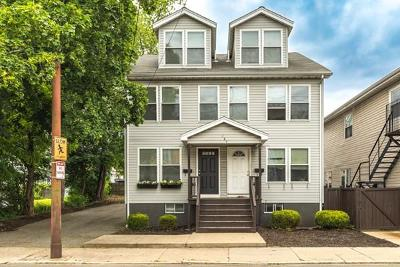 Medford Condo/Townhouse Under Agreement: 284 Riverside Ave #1