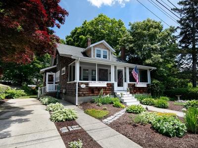 Plymouth Single Family Home For Sale: 7 Gray Ave