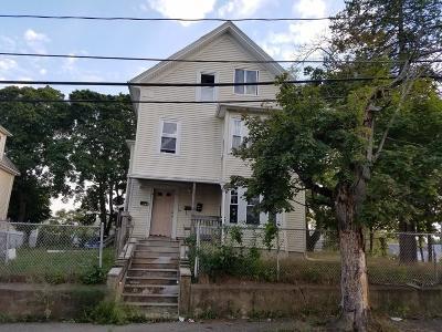 Brockton Multi Family Home Under Agreement: 16 Wyman St
