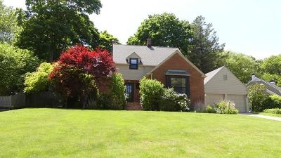 Arlington MA Single Family Home Under Agreement: $1,225,000