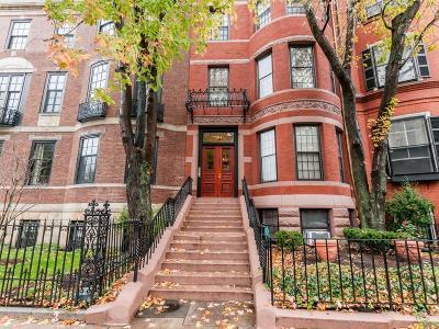 Condo/Townhouse For Sale: 354 Beacon Street #2