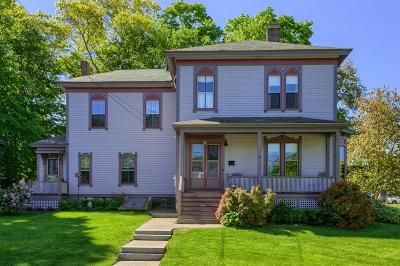 Lowell Single Family Home Under Agreement: 74 Wentworth Ave