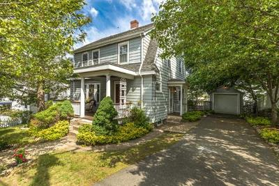 Melrose Single Family Home Contingent: 98 Beech Avenue