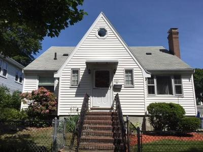 Boston Single Family Home Contingent: 343 Vermont Street
