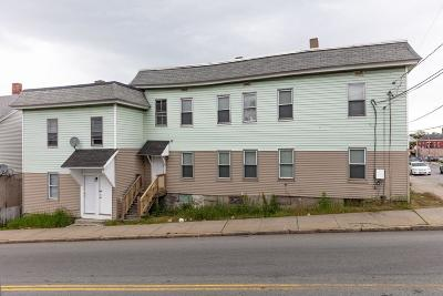 Lowell Multi Family Home Under Agreement: 915 Middlesex St