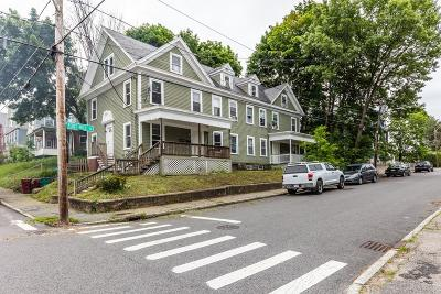 Lowell Multi Family Home Under Agreement: 148 Fort Hill Ave