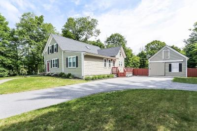 Abington Single Family Home Under Agreement: 691 Randolph St