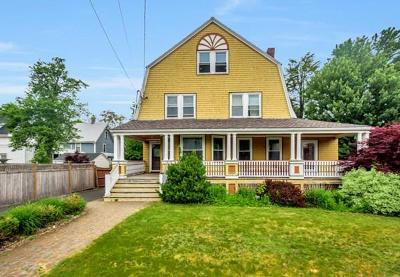 Melrose Single Family Home For Sale: 108 First Street