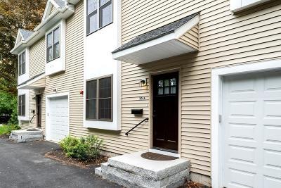 Framingham Condo/Townhouse Contingent: 306a Franklin Street #306A