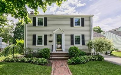 Saugus MA Single Family Home Contingent: $449,900