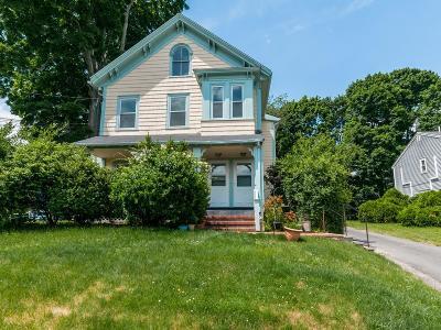 Newton Condo/Townhouse Under Agreement: 1198 Chestnut St #B