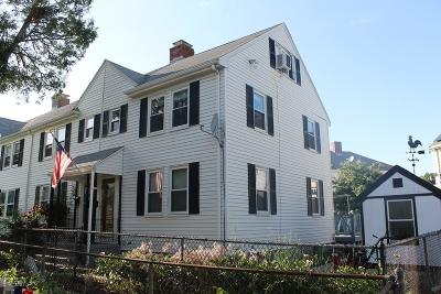 Quincy Single Family Home For Sale: 37 Keyes St