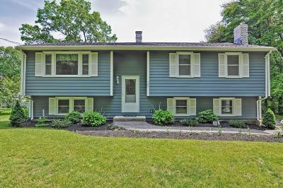 Mansfield Single Family Home Under Agreement: 789 Ware St