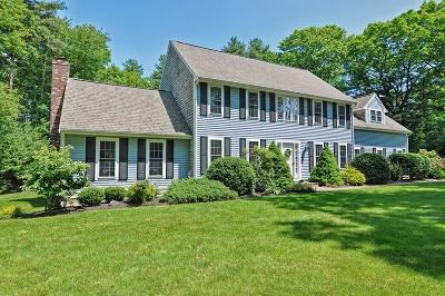 Raynham Single Family Home For Sale: 38 Juniper Hill Drive