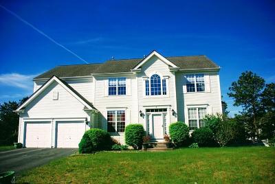 Single Family Home For Sale: 5 Freeman Cir