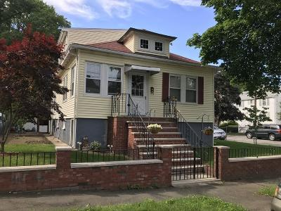 Quincy Single Family Home Contingent: 1 Exeter Street