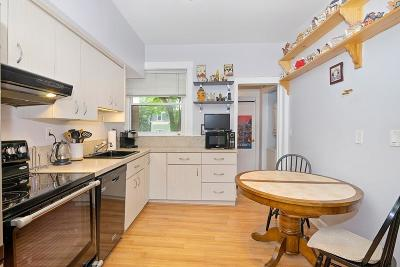 Brookline MA Condo/Townhouse For Sale: $595,000