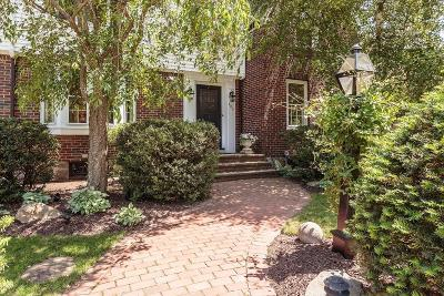 Single Family Home For Sale: 380 West Roxbury Pkwy