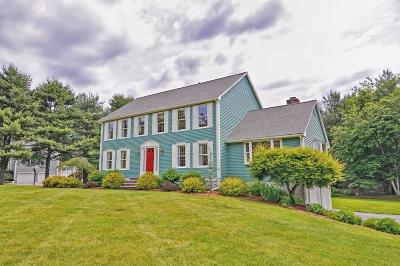 Mansfield Single Family Home Under Agreement: 33 York Rd