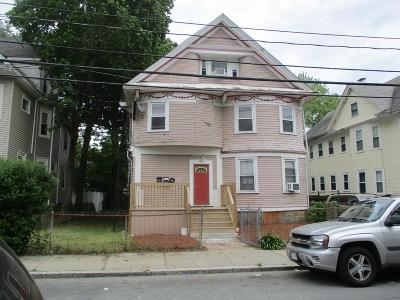 Multi Family Home For Sale: 80 Greenwood Street