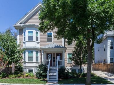 Condo/Townhouse Under Agreement: 9 Appleton St. #9