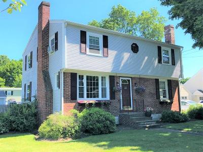 Beverly Single Family Home Under Agreement: 25 Sylvan Rd