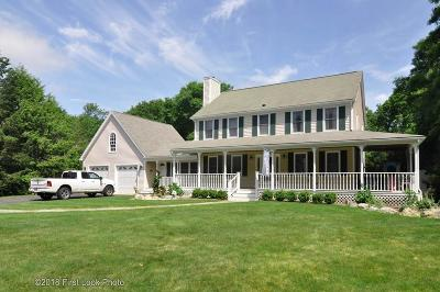 Rehoboth Single Family Home For Sale: 6 Katherine Rd