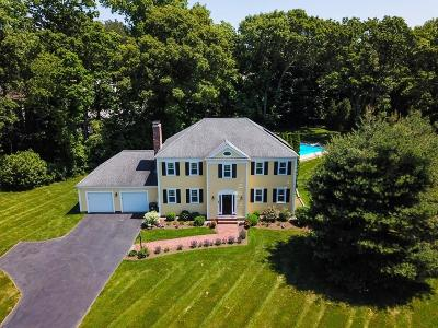 Marlborough Single Family Home Under Agreement: 129 Chase