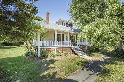 Saugus Single Family Home Contingent: 23 Emory St
