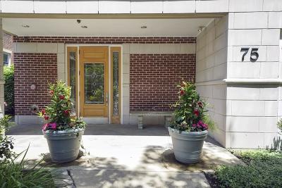 Brookline Condo/Townhouse Under Agreement: 75 Winchester St #301