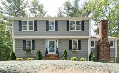 Duxbury Single Family Home For Sale: 35 Bowsprit Ln