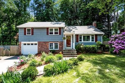 Maynard Single Family Home Under Agreement: 273 Great Rd