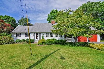 Attleboro Single Family Home Under Agreement: 6 Old Farm Ln