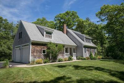 Duxbury Single Family Home Reactivated: 1051 Summer St