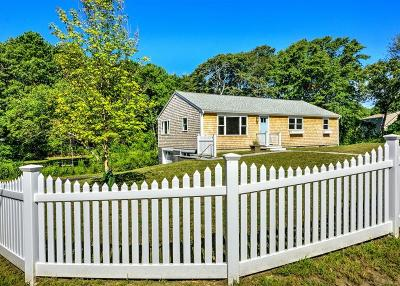 Sandwich Single Family Home For Sale: 19 Jones Ln