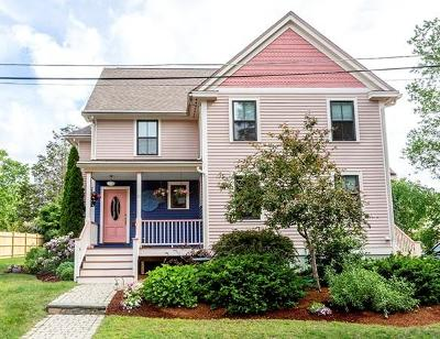 Wayland Single Family Home For Sale: 18 Willard St