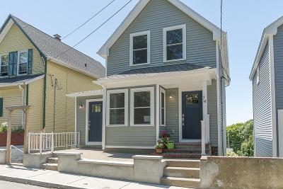 Gloucester Single Family Home Contingent: 74 Centennial Avenue